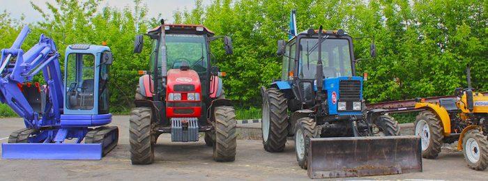 Купить права на трактор