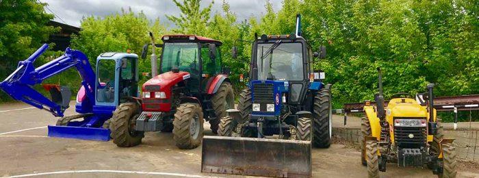 Права тракториста машиниста и категории