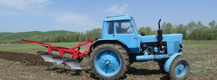 Обучение на права тракториста