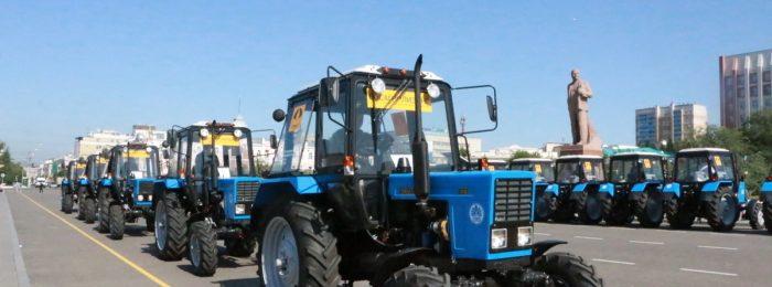 Удостоверение тракториста