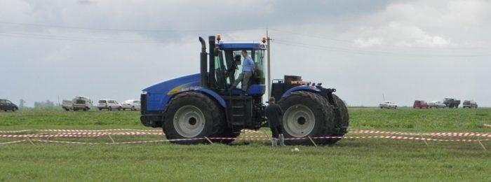Обучение на категорию тракториста