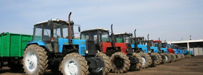 Выдача удостоверений тракториста-машиниста