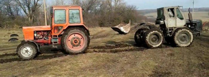 Обучение на трактор