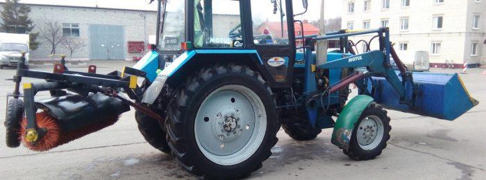 Замена прав тракториста