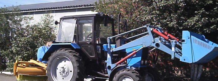 Курс тракториста