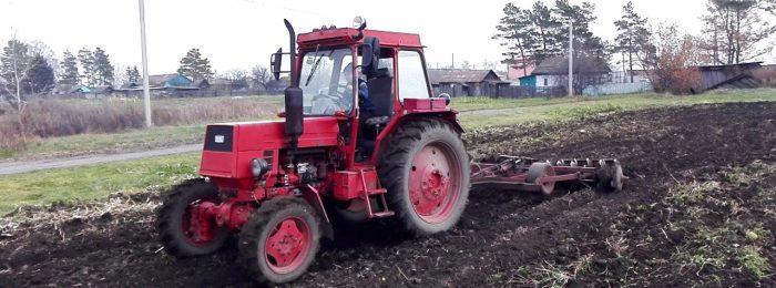 Водительское удостоверение на трактор
