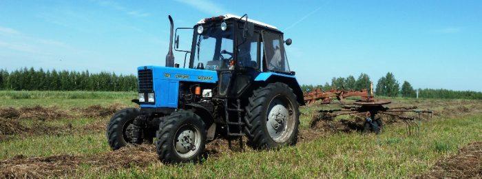 Права на вождение трактора
