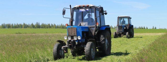Замена удостоверения на трактор