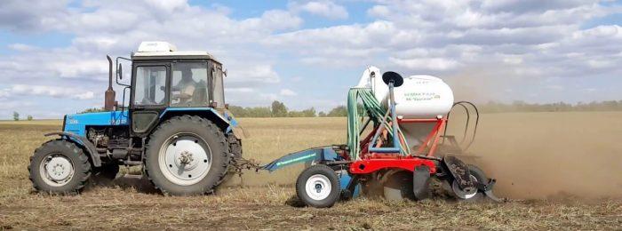 Право работы трактористом