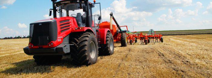 Вождение трактора, обучение