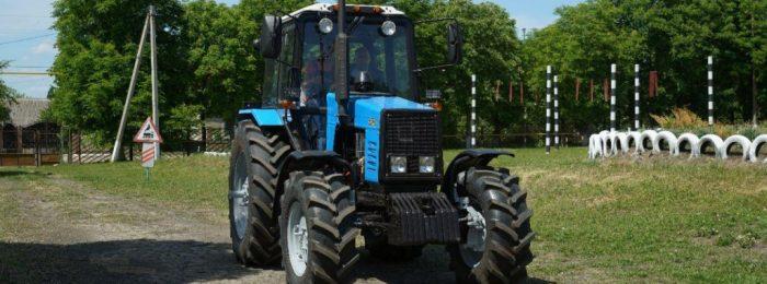 Сдача на права тракториста