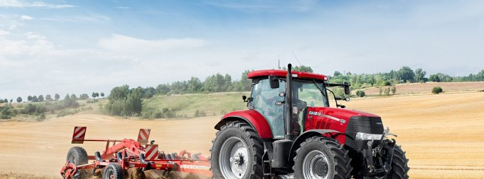 Сдача на права трактора