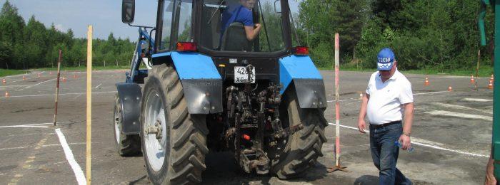 Курсы трактористов категории Д