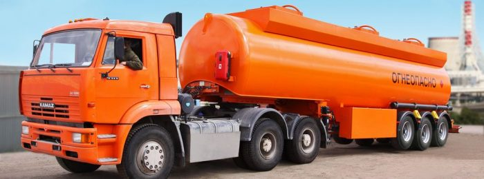 ДОПОГ на перевозку опасных грузов