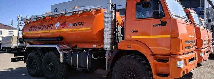 ДОПОГ на перевозку опасных грузов обучение