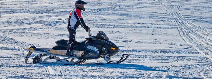 Права на снегоход и квадроцикл