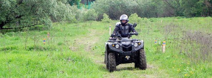 Квадроциклы: права, регистрация