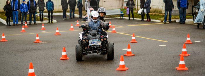 Нужны ли права на детский квадроцикл
