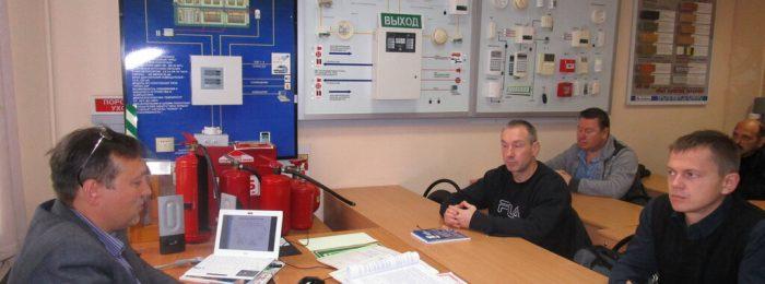 Проведение обучения пожарно техническому минимуму (ПТМ)