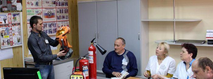 Обучение мерам пожарной безопасности работников организаций