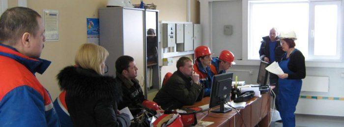 Обучение в области пожарной безопасности