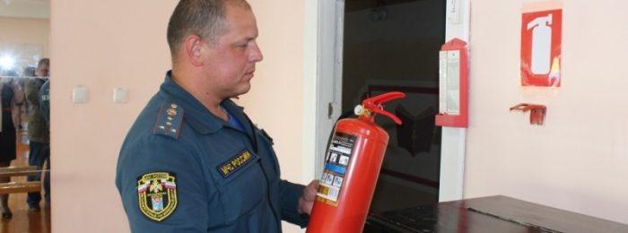 Обучение по пожарной безопасности руководителей