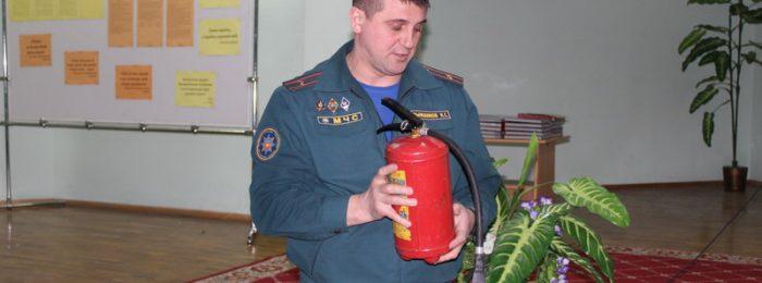 Обучение работников организаций требованиям пожарной безопасности