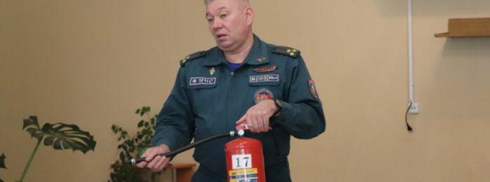 Пожарный минимум для руководителей