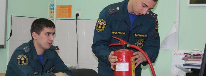 ПТМ (пожарно-технический минимум) специалистов