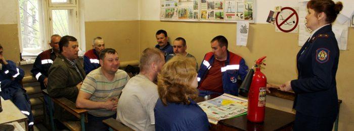Где пройти обучение пожарно-техническому минимуму (ПТМ)