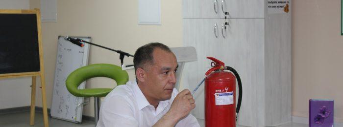 Минимум пожарно-технических знаний