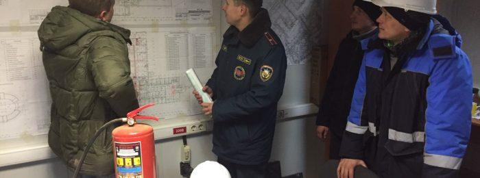 Пожарно-технический минимум (ПТМ) для ответственных лиц