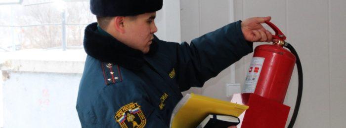 Техническое обслуживание средств пожарной безопасности