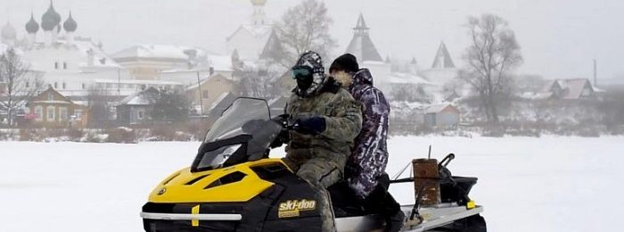 Где получают права на снегоход