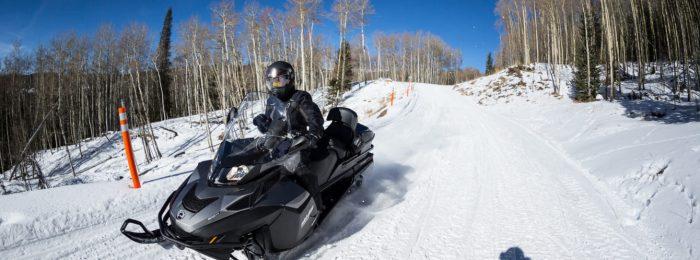 Сдать на права на снегоход