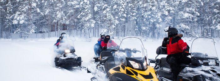 Сдача прав на снегоход