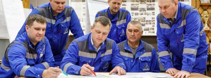Обучение рабочих по охране труда